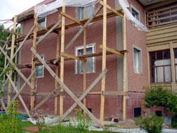 дом после отделки термопанелями